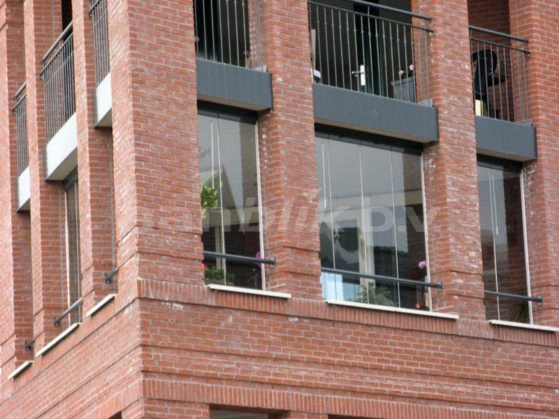 Balkonbeglazing Sunflex