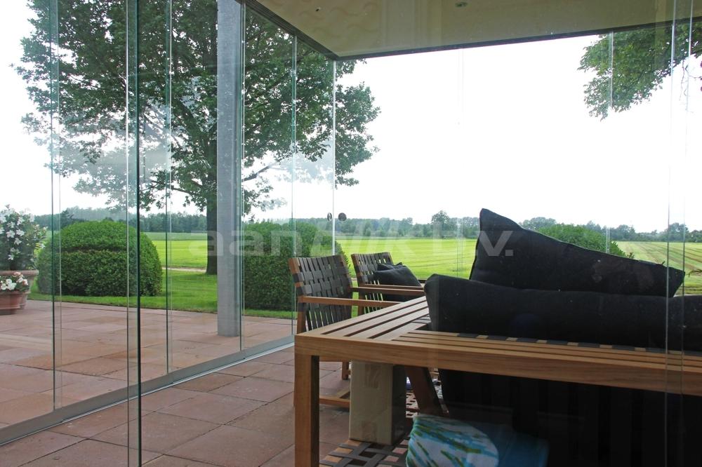 Balkonbeglazing