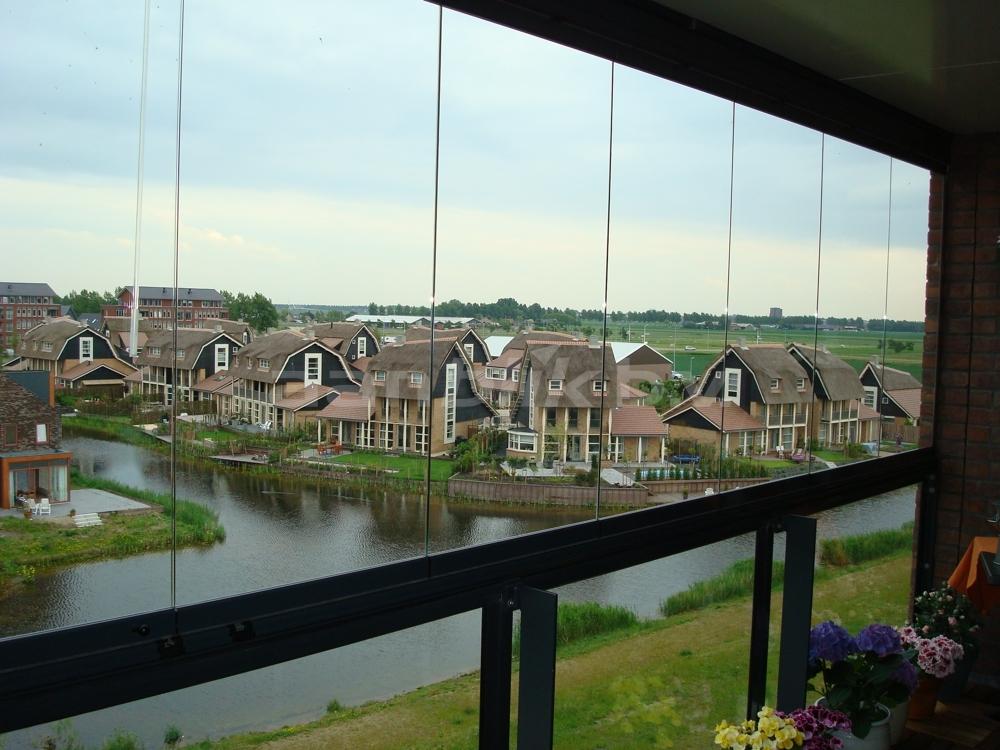 Sunflex balkonbeglazing