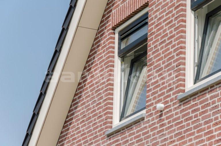 Aanblik wormerveer - kunststof kozijnen - isoleren en ventileren